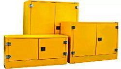 storage and safety cabinets