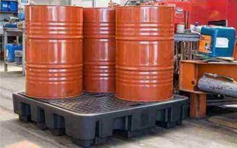 IBC Spill Containment Pallets & Drum Platforms
